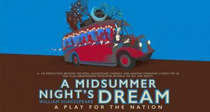 A Midsummer Night's Dream: A Play for the Nation